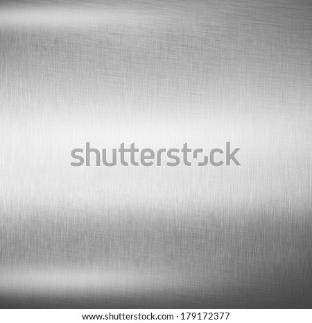 shiny metal surface, abstract background. - stock photo