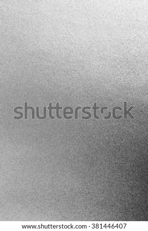 Shiny silver blue grey gray paper foil decorative texture background: Bright brilliant festive glossy metallic look textured backdrop: Metal steel like material pattern surface for design decoration - stock photo