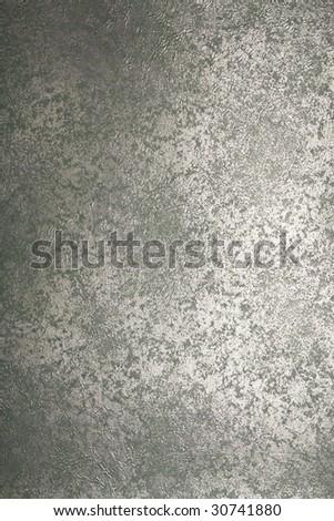 shiny silver texture - stock photo