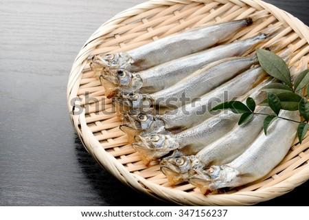 Shishamo - stock photo