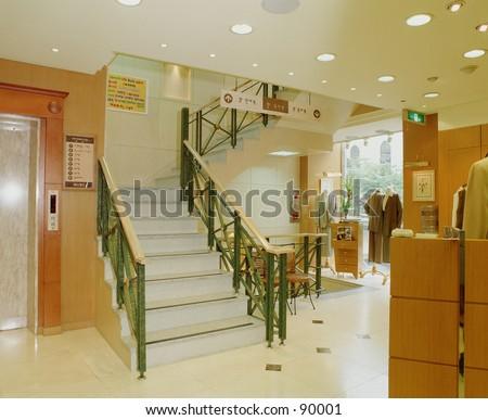 Shop Interior   - stock photo