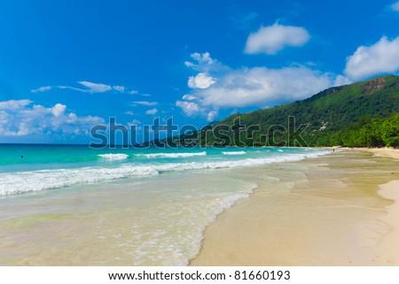 Shore Bay Dream - stock photo