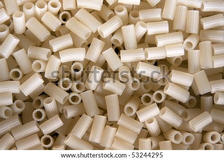 Short Macaroni - stock photo