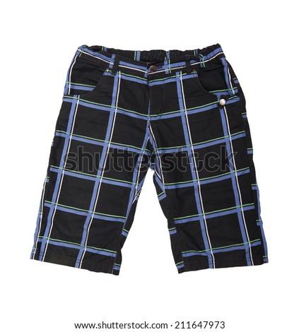 Shorts - stock photo