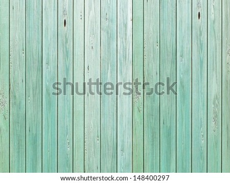 signed by the weather as old wood background - stock photo
