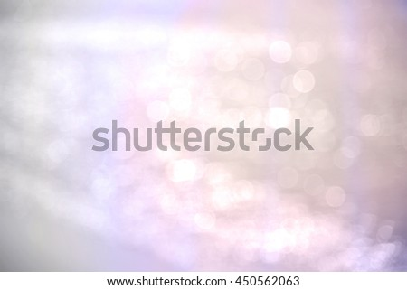 Silver Festive Christmas background. Abstract twinkled bright background - stock photo