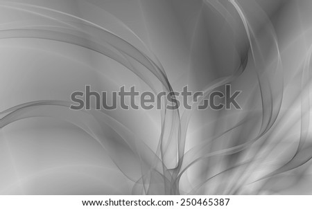 Silver gray elegant luxury abstract background - stock photo