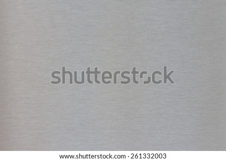 silver grey metallic textured surface - stock photo
