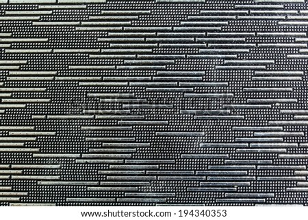 Silver Metal Texture Abstract Background. - stock photo