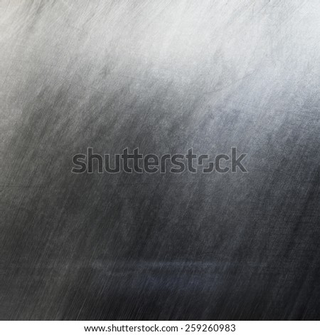 Silver metal texture for background       - stock photo