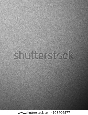 silver metal texture, smooth chrome background - stock photo