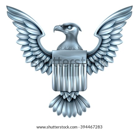 Roman Eagle Logo