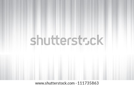 Silver streaks abstract background - stock photo
