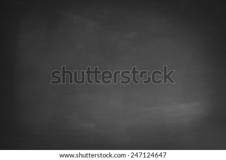 Simple chalkboard texture - stock photo