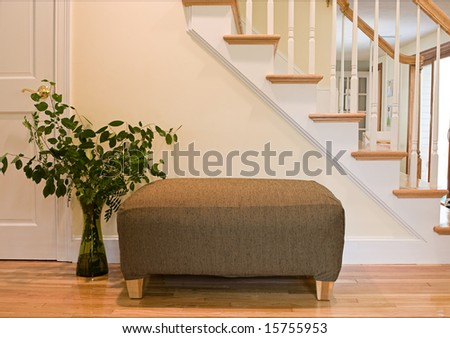 Simple Home Interior - stock photo