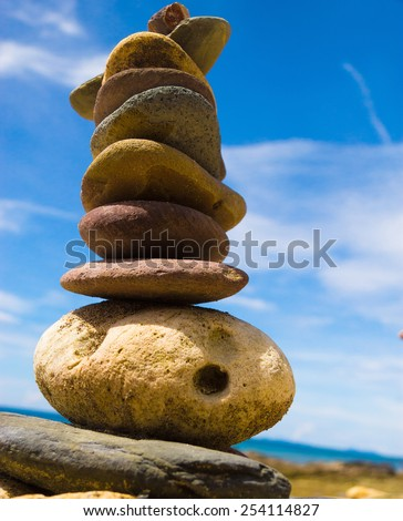 Simplicity in Inspiration Stable Object  - stock photo