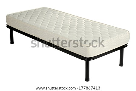 Divan bed stock photos images pictures shutterstock for White single divan