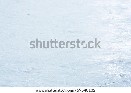 skating rink - stock photo