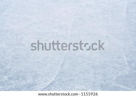 Skating rink texture - stock photo