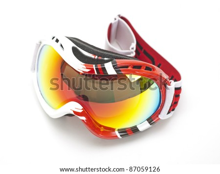 ski mask - stock photo