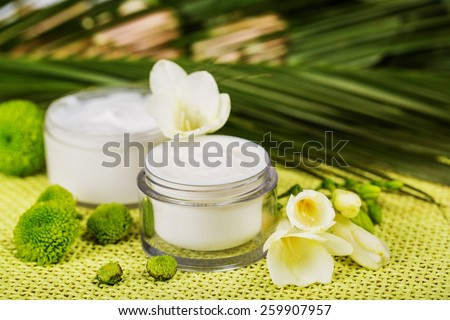 Skin, product, care. - stock photo