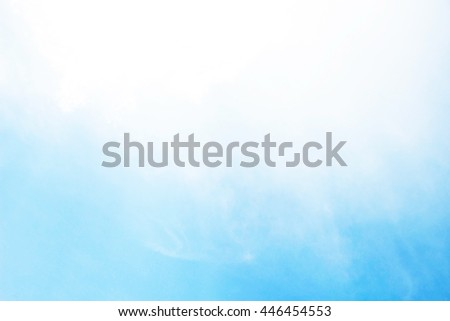 Sky cloud, blue, cloud, background, clear, summer, light, day, spring, photo, white, heavens, high, weather, sunlight, view, front, cumulonimbus, air, outdoor, nimbi, cumuli, precipitation, nobody - stock photo