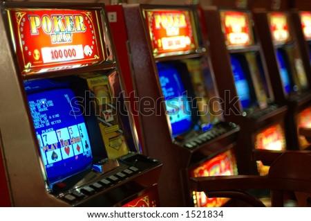 slot-machine 3 - stock photo
