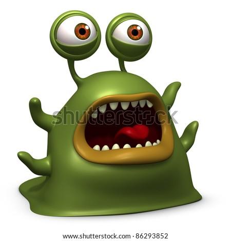 slug - stock photo