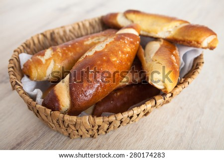 Small Bread - stock photo