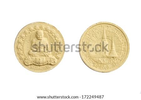 Small Buddha Image - stock photo