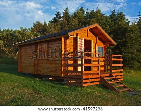 Wooden Cottage Stock Photos Images Pictures Shutterstock