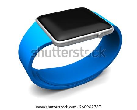 smartwatch - stock photo