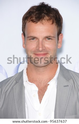 Smith star JONNY LEE MILLER at the CBS Summer Press Tour Stars Party at the Rose Bowl in Pasadena, CA.  July 15, 2006  Pasadena, CA  2006 Paul Smith / Featureflash - stock photo