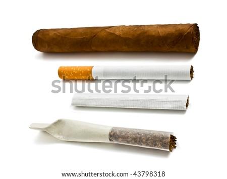 smokables - stock photo