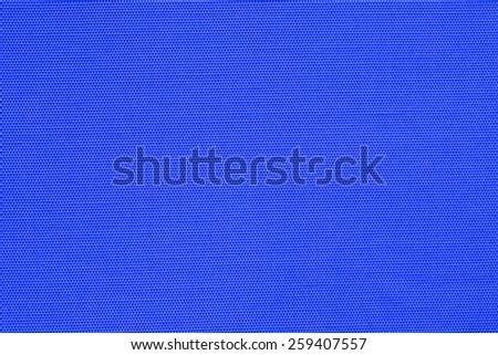 Smooth blue silk background - stock photo