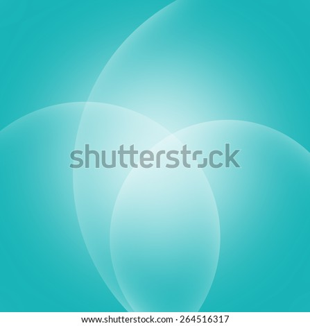 Smooth twist light lines background - stock photo