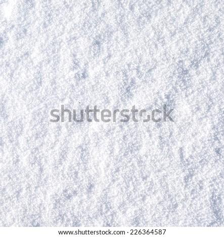 snow texture (great series) - stock photo
