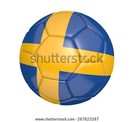 Swedish football ball