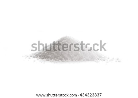 Sodium hydroxide also known as lye and caustic soda. NaOH. It is a versatile substance used in multiple industries globally. - stock photo