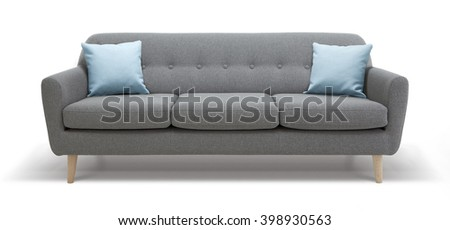 Sofa - stock photo
