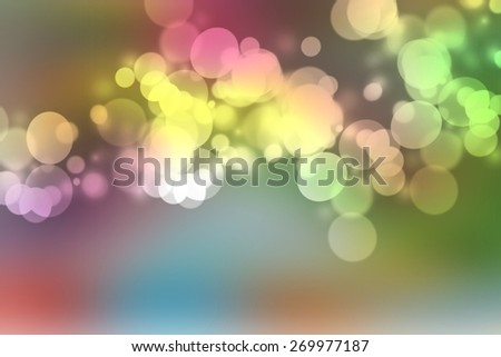 soft abstract background for various design artworks, business with beautiful bokeh  - stock photo