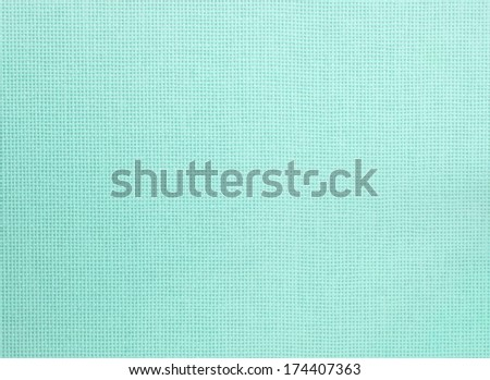 soft blue canvas texture background  - stock photo