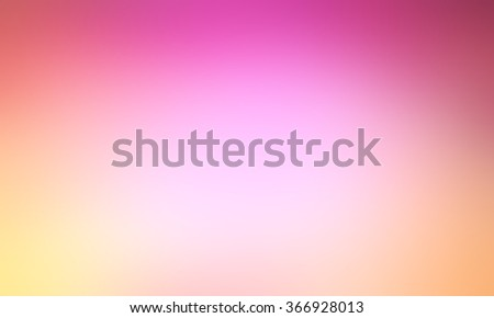 soft blurred background colors of pink yellow white and purple - stock photo