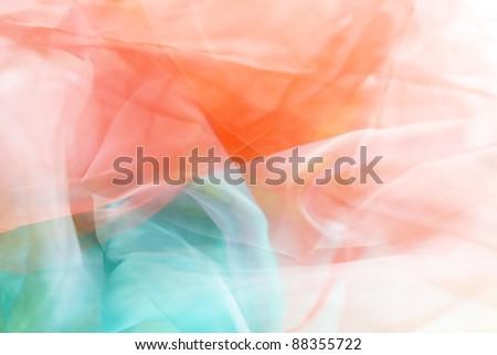 Soft cloth background - stock photo