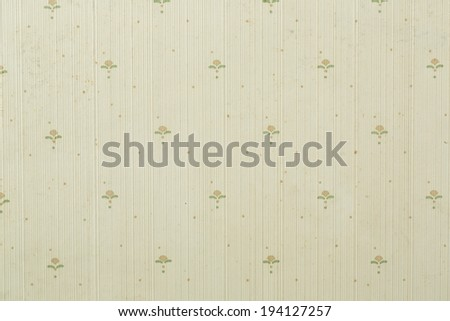 soft-color background with vertical stripes and patttern of abstract of flower  - stock photo