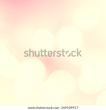 Soft colored blur abstract background.  Abstract twinkled bright background with bokeh defocused golden lights  - stock photo