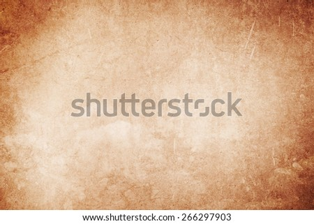 soft dark brown gradient grunge abstract background, with concrete texture - stock photo