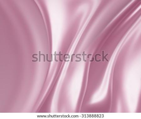 soft pink silk full screen as background - stock photo