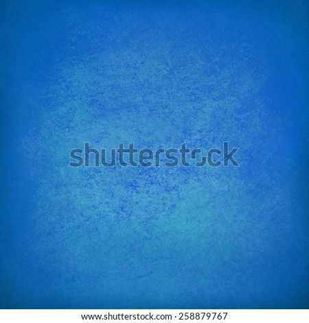 solid blue background with vintage texture, elegant classy background color - stock photo