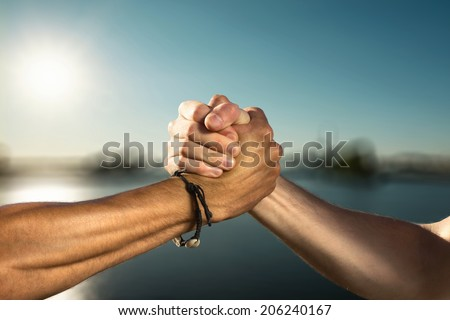 Solidarity - stock photo